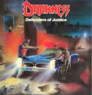 Darkness (Ger) - Defenders Of Justice, CD
