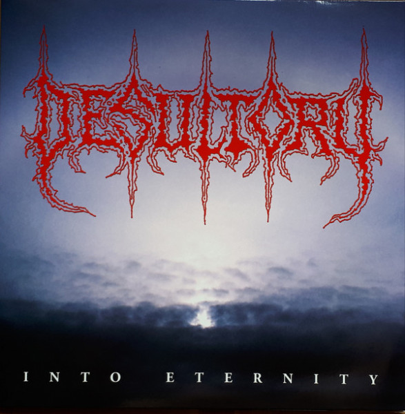 Desultory - Into Eternity [red - 250], LP