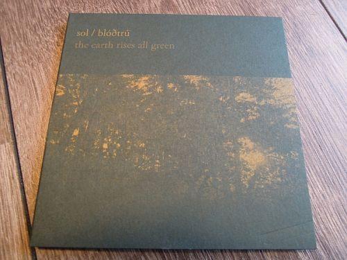 Sol/Blodtru - The Earth Rises All Green, DigiCD