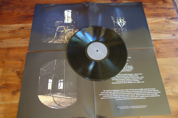 The River - Drawing Down The Sun, LP