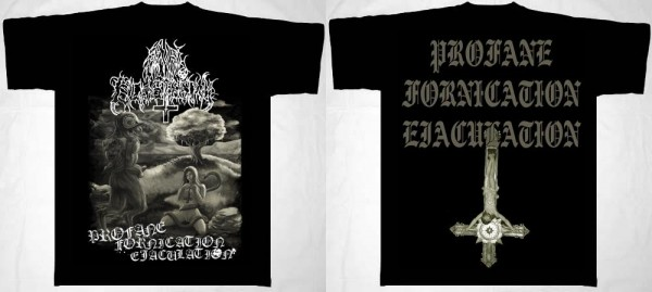 Anal Blasphemy - Profane Fornication Ejaculation [S], TS