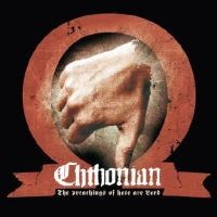 Chthonian - The Preachings Of Hate Are Lord, DigiCD