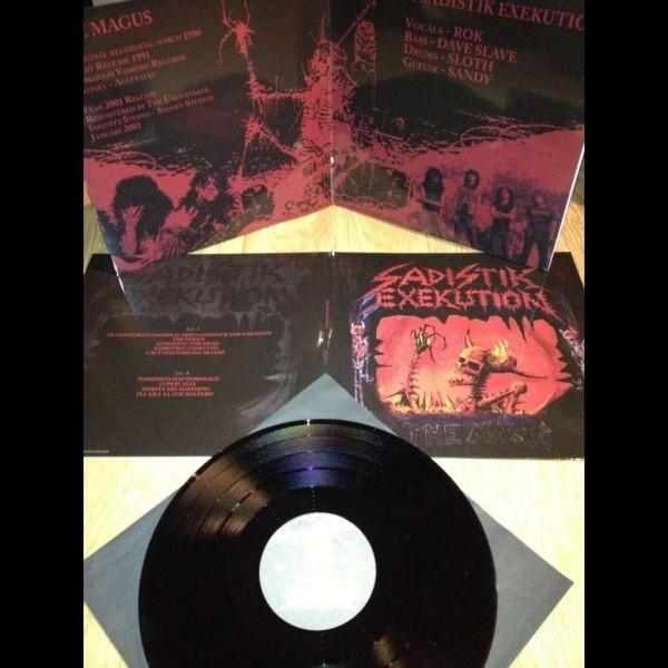 Sadistik Exekution - The Magus, LP