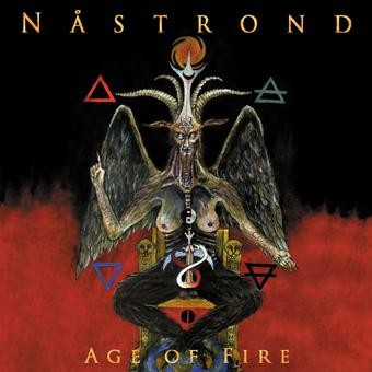 Nastrond - Age Of Fire, CD