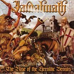 Jaldaboath - The Rise Of The Heraldic Beasts, CD