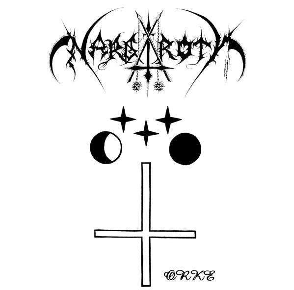 Nargaroth - Orke/Fuck Off Nowadays Black Metal, 2CD