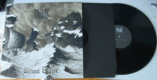 Blut Aus Nord - Ultima Thulee [black - 250], LP