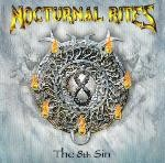 Nocturnal Rites - The 8th Sin, CD+DVD