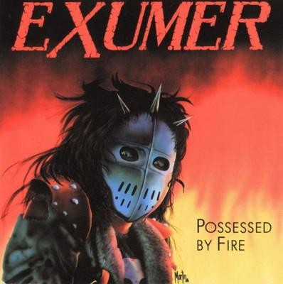Exumer - Possessed By Fire + A Mortal In Black, CD