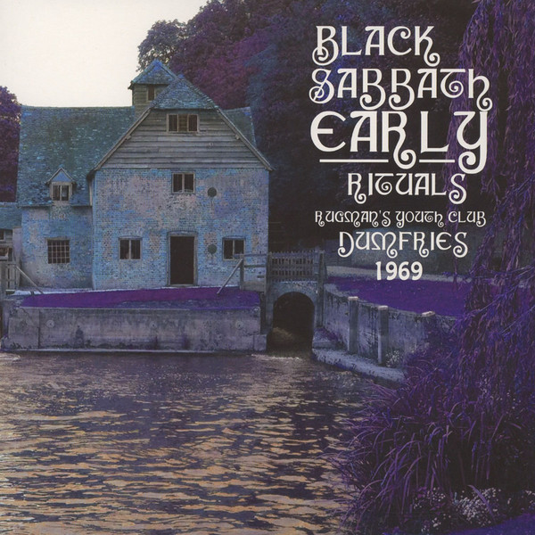 Black Sabbath - Early Rituals, LP