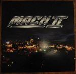 Mach II - s/t, CD
