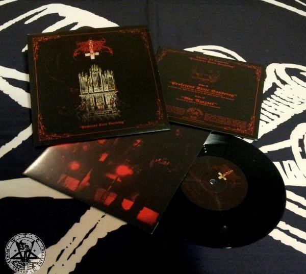 Throne Of Katarsis - Profetens Siste Vandring, 7""