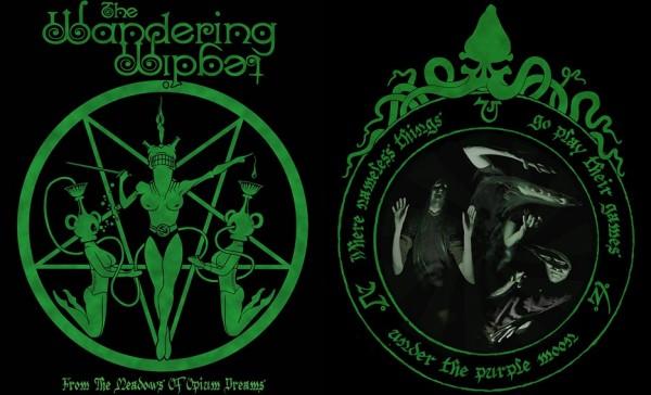 The Wandering Midget - From The Meadows Of Opium Dreams, CD+TS [XL] DIE HARD [ltd. 50!]