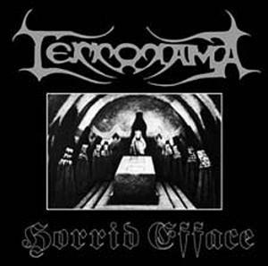Terrorama - Horrid Efface, CD