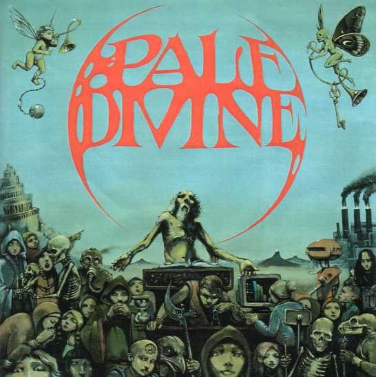 Pale Divine - Thunder Perfect Mind, CD