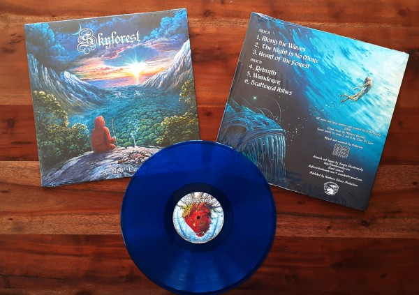 Skyforest - A New Dawn [blue - 199], LP
