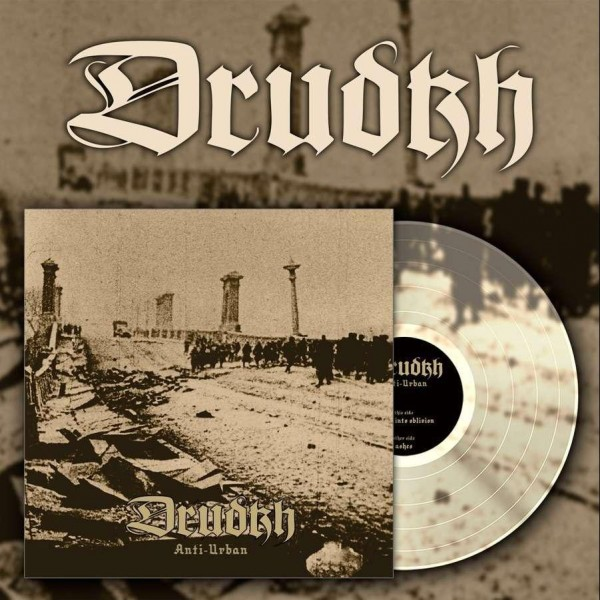 Drudkh - Anti-Urban [clear - 200], MLP