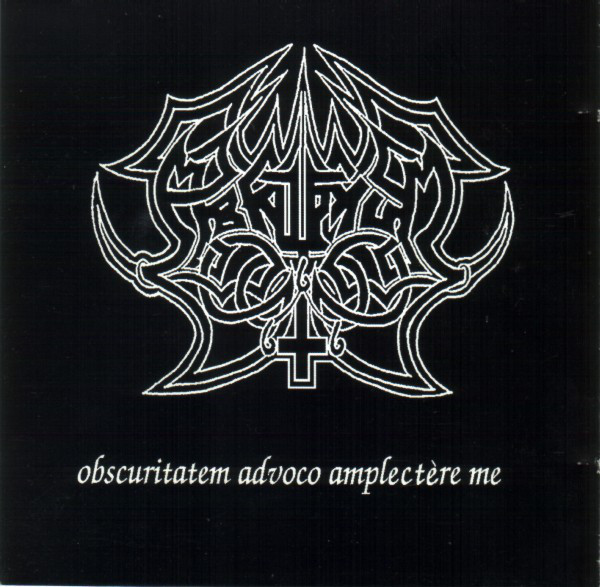 Abruptum - Obscuritatem Advoco Amplectére Me, CD