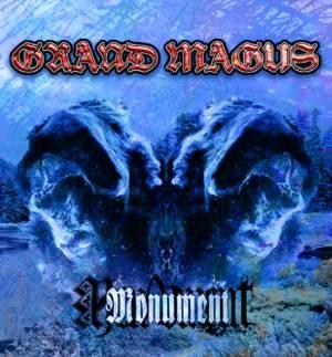 Grand Magus - Monument [blue], LP