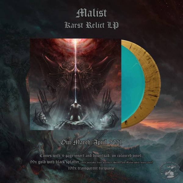 Malist - Karst Relict, LP