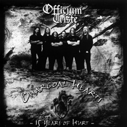 Officium Triste - Charcoal Hearts: 15 Years Of Hurt, CD