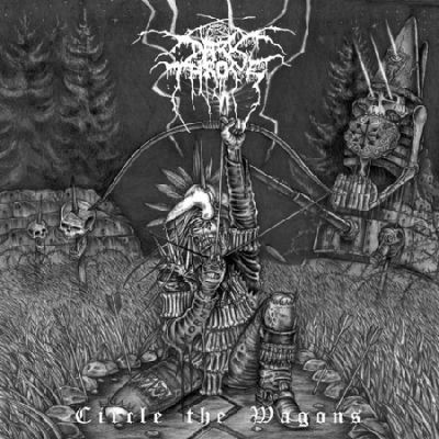 Darkthrone - Circle The Wagons, CD