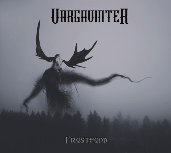 Vargavinter - Frostfödd, CD DIGIBOOK