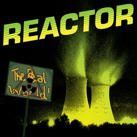 Reactor - The Real World, CD