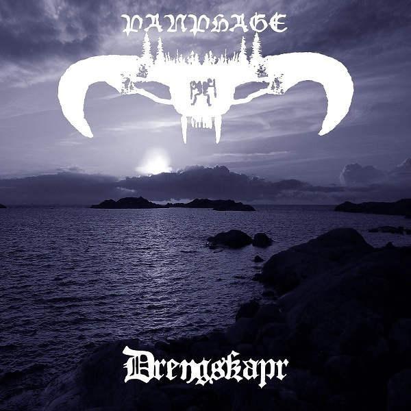 Panphage - Drengskapr [blue marble - 2019], LP