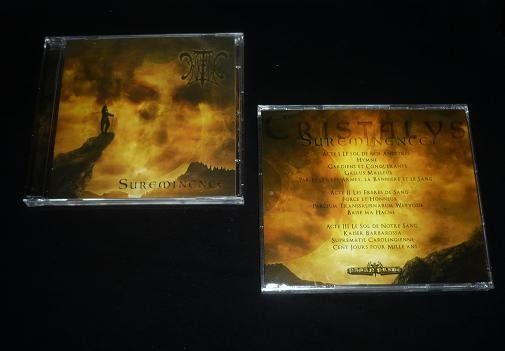 Cristalys - Sureminence, CD