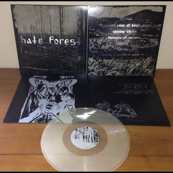 Hate Forest - Scythia [clear - 300], LP