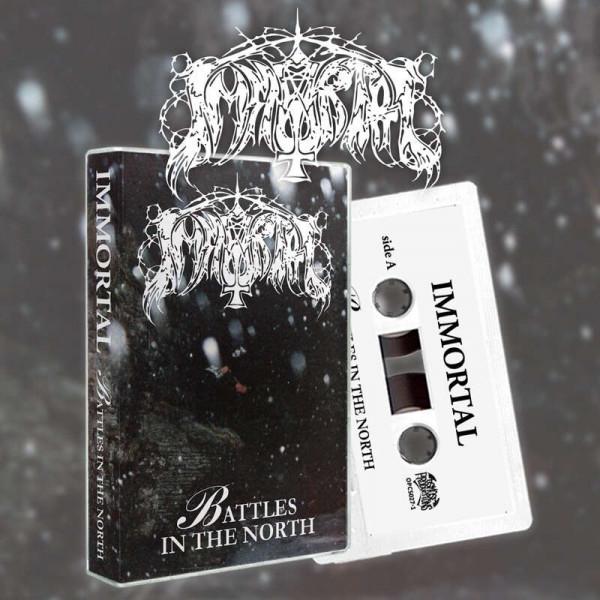 Immortal - Battles in the North [alternative cover], MC