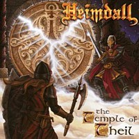 Heimdall - The Temple Of Theil, CD