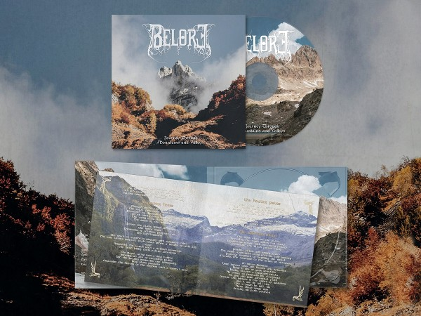 Belore - Journey Through Mountains and Valleys, DigiCD