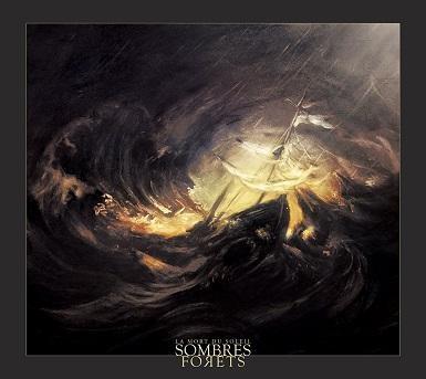 Sombres Forets - La Mort du Soleil, CD