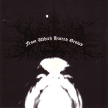 Draugar - From Which Hatred Grows, CD