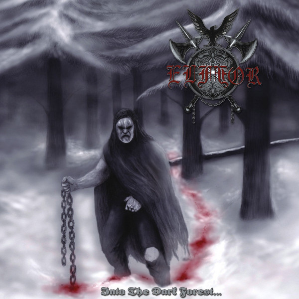 Elffor - Into The Dark Forest..., CDBOX