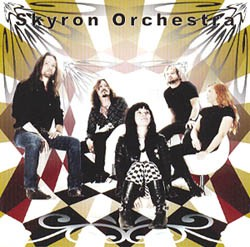 Skyron Orchestra - s/t, CD