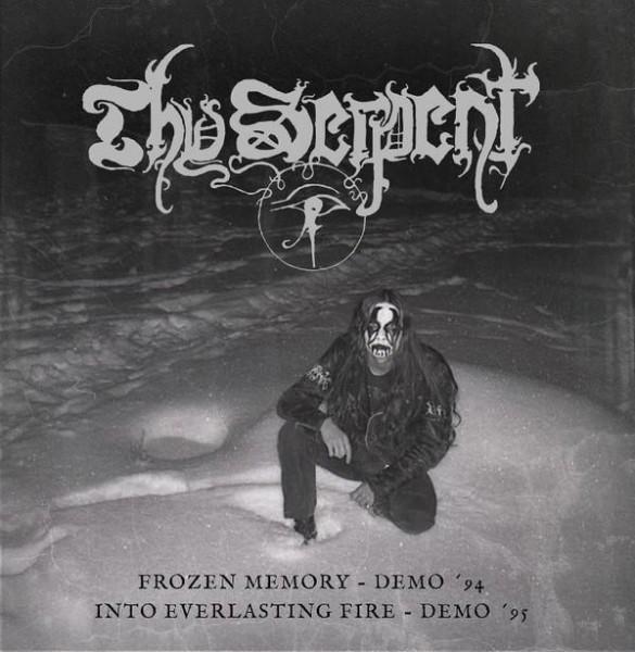 Thy Serpent - Frozen Memory / Into Everlasting Fire, CD