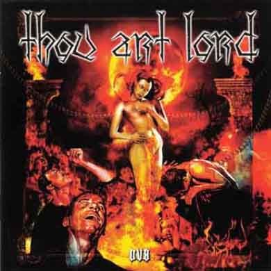 Thou Art Lord - DV8, CD