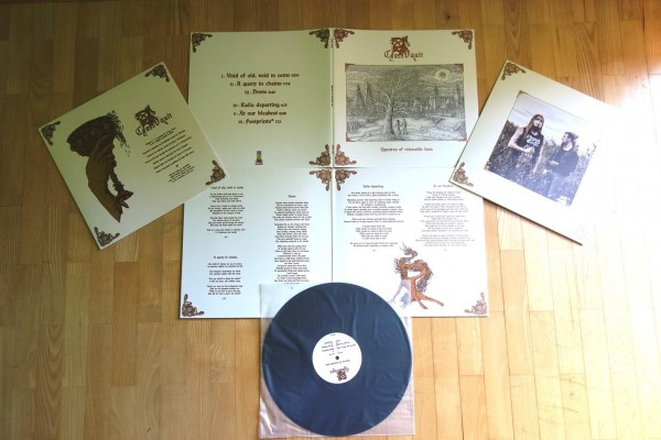 Cross Vault - Spectres Of Revocable Loss, LP