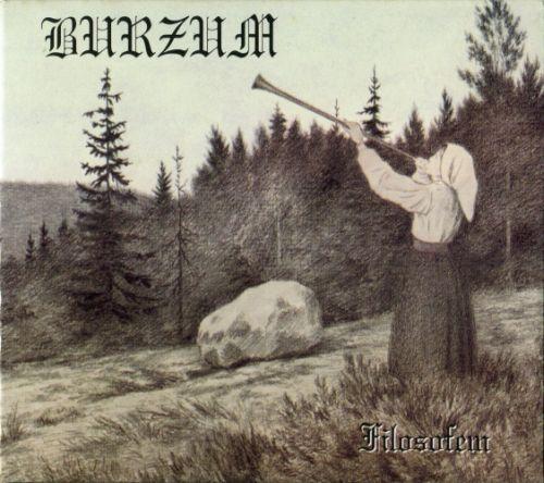 Burzum - Filosofem, SC-CD