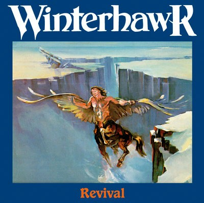 Winterhawk - Revival, CD