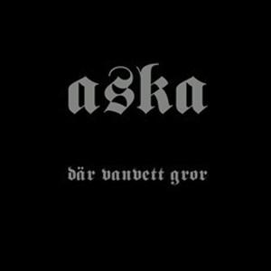 Aska - Där Vanvett Gror, LP