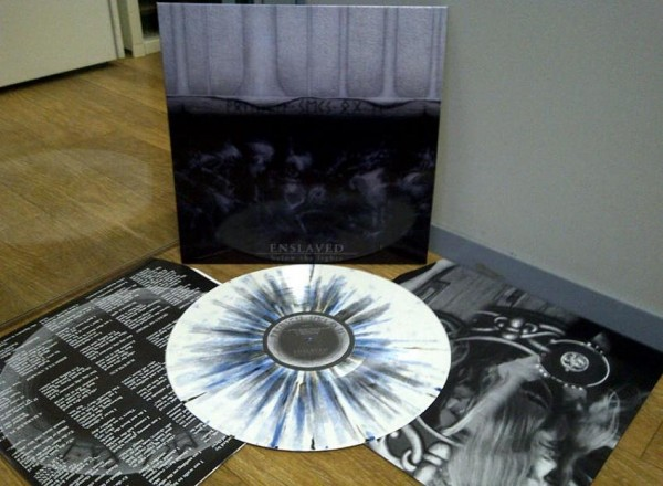 Enslaved - Below The Lights [splatter - 200], LP