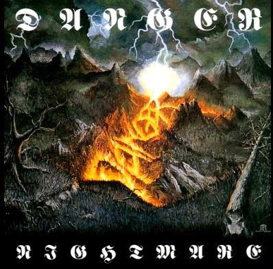 Danger - Nightmare, CD