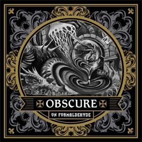 Obscure - On Formaldehyde, CD