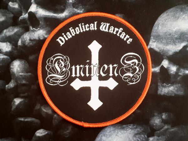 Eminenz - Diabolical Warfare, Patch (woven)