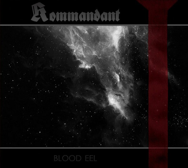 Kommandant - Blood Eel, DigiCD