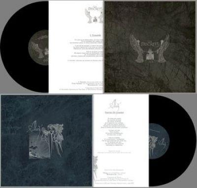 Alcest/Les Discrets - Split, LP